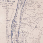 This 1918 County Map shows that Uneeda Brewing owned the Lower Twin Island.